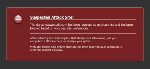 Poruka da je sajt zaražen malicioznim softverom kako očistiti web stranicu od virusa ? Kako očistiti web stranicu od virusa ? suspected